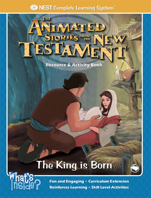 Animated Stories of the New Testament The King is Born