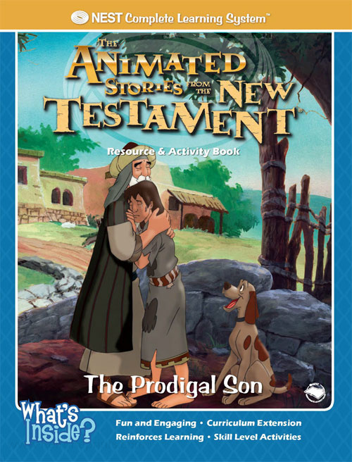 Animated Stories of the New Testament The Prodigal Son