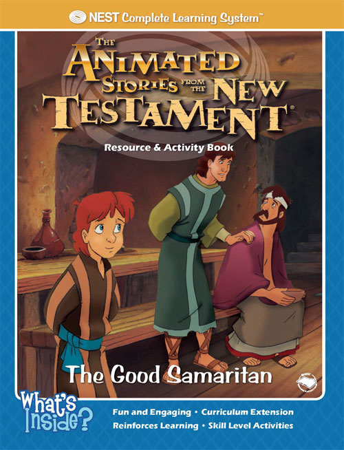 Animated Stories of the New Testament The Good Samaritan