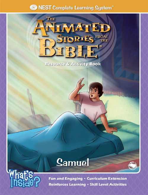 Animated Stories from the Bible, The Samuel the Boy Prophet