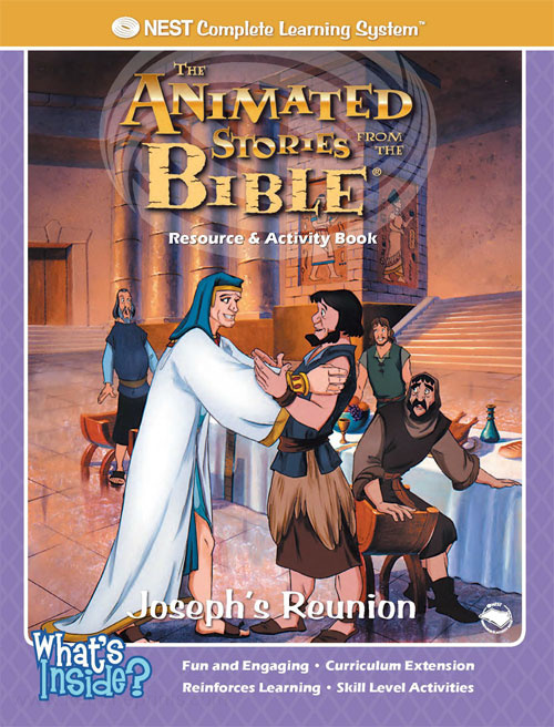 Animated Stories from the Bible, The Joseph's Reunion