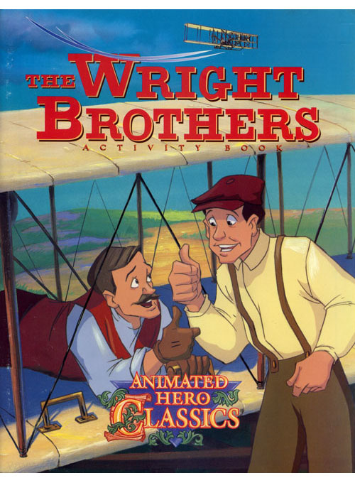 Animated Hero Classics The Wright Brothers
