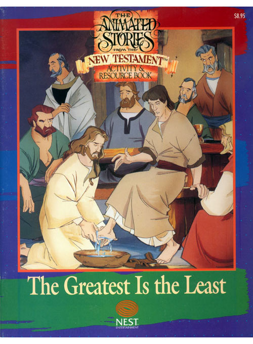Animated Stories of the New Testament The Greatest is the Least