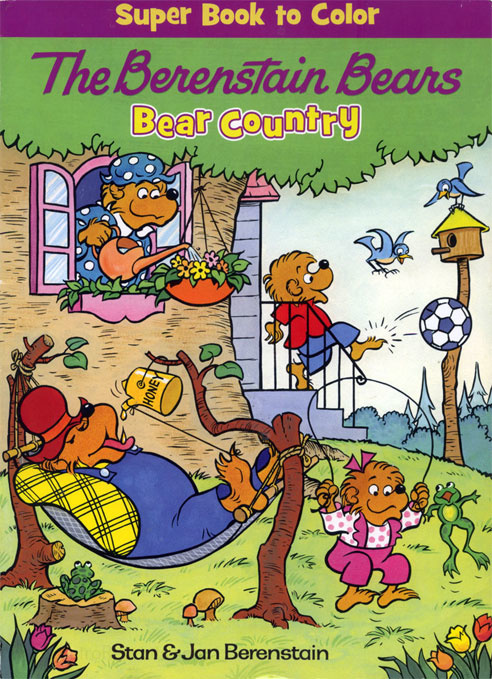 Berenstain Bears, The Bear Country