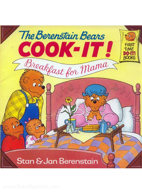 Berenstain Bears, The Cook It