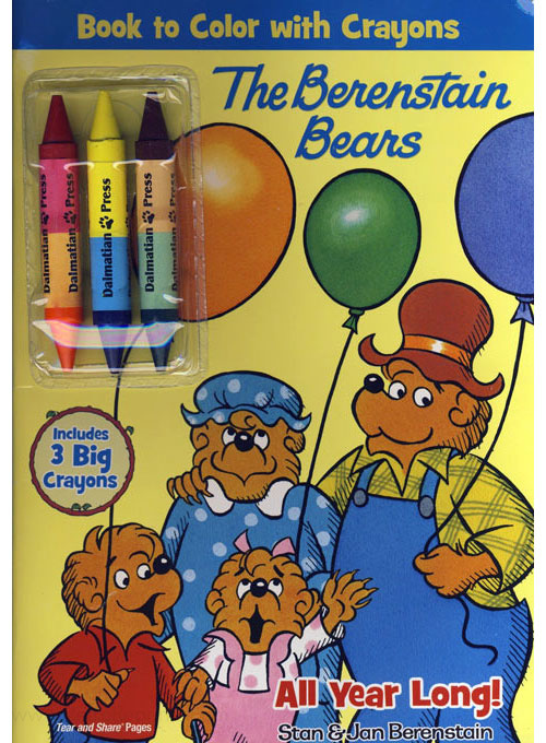Berenstain Bears, The All Year Long!