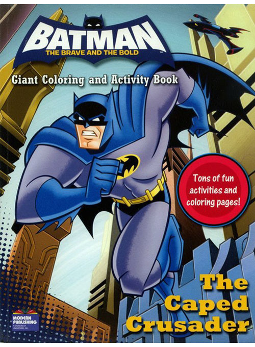 Batman: The Brave and the Bold The Caped Crusader