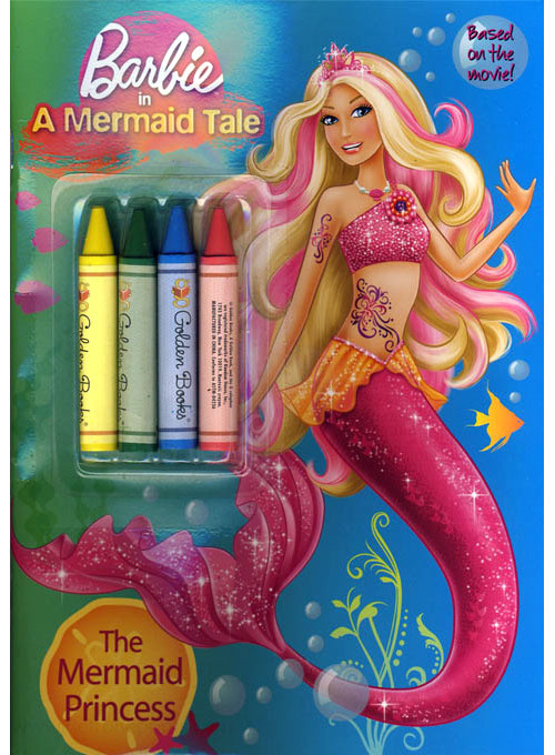 Barbie The Mermaid Princess
