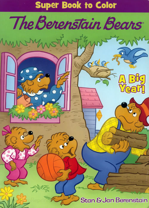Berenstain Bears, The A Big Year!