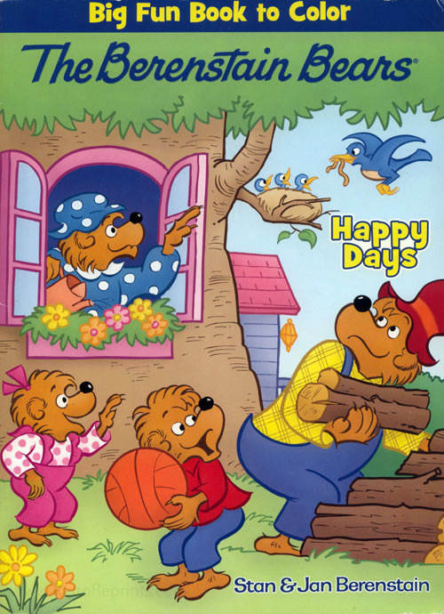 Berenstain Bears, The Happy Days