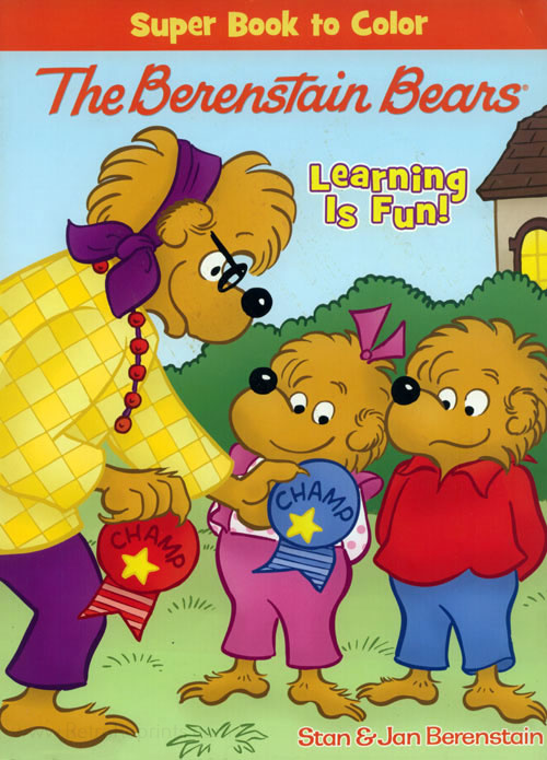 Berenstain Bears, The Learning Is Fun!