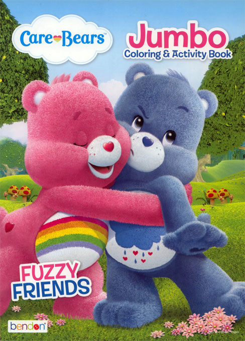 Care Bears: Welcome to Care-a-Lot Fuzzy Friends