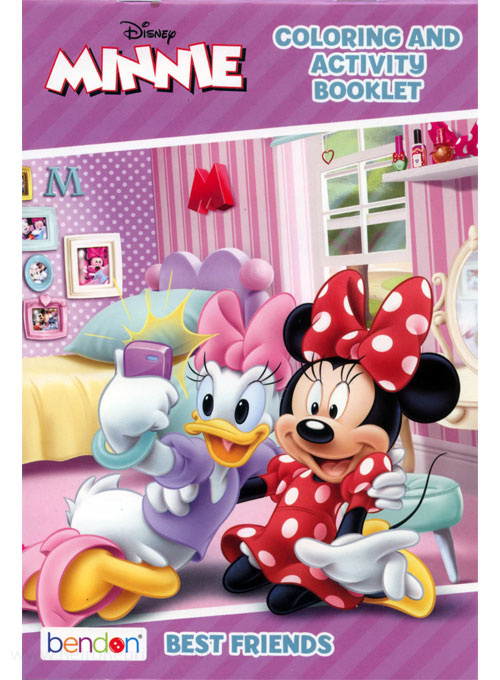 Minnie Mouse Best Friends