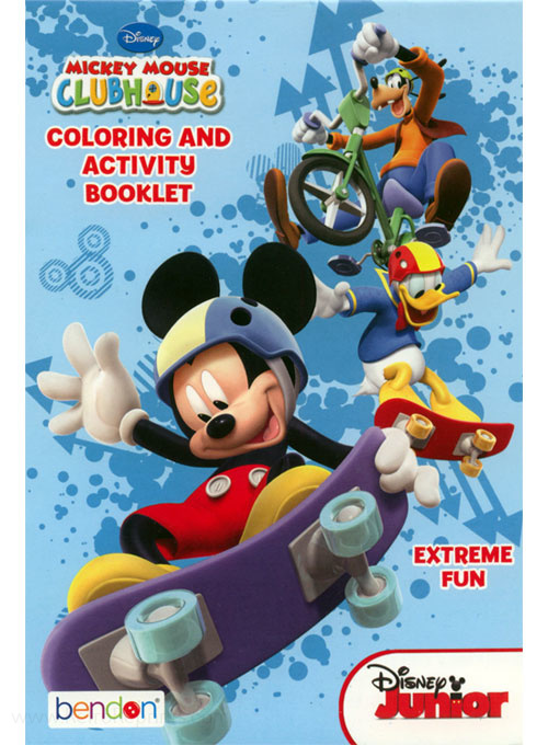 Mickey Mouse Clubhouse Extreme Fun
