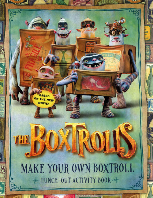 BoxTrolls, The Make Your Own Boxtroll