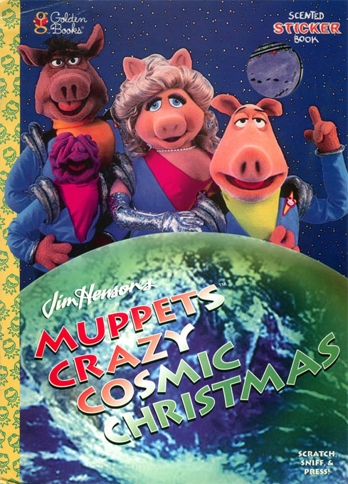 Muppets, Jim Henson's Crazy Cosmic Christmas