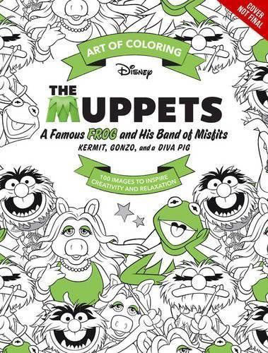 Muppets, Jim Henson's Coloring Book