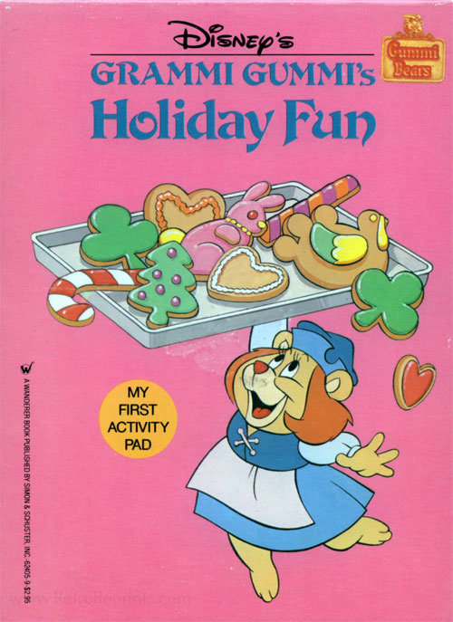 Adventures of the Gummi Bears, The Grammi Gummi's Holiday Fun