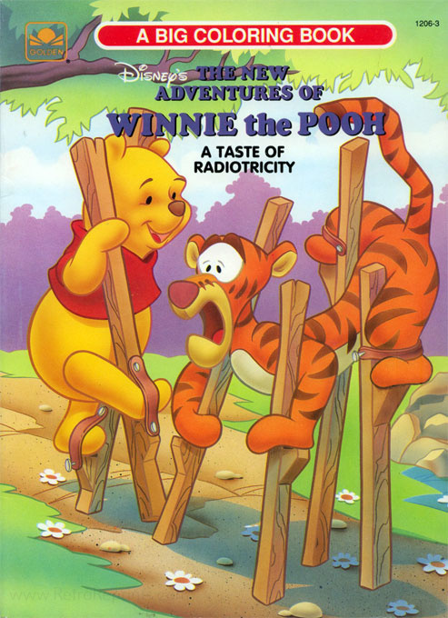 New Adventures of Winnie the Pooh, The A Taste of Radiotricity