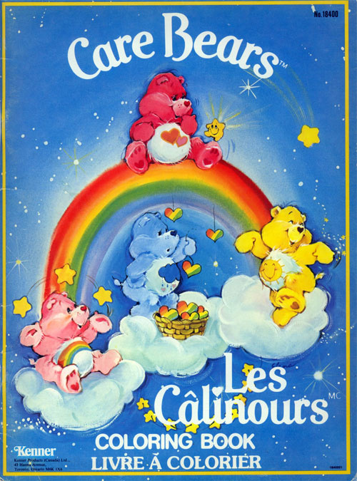 Care Bears Coloring Book